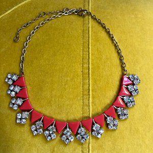 Jcrew Necklace with Gems